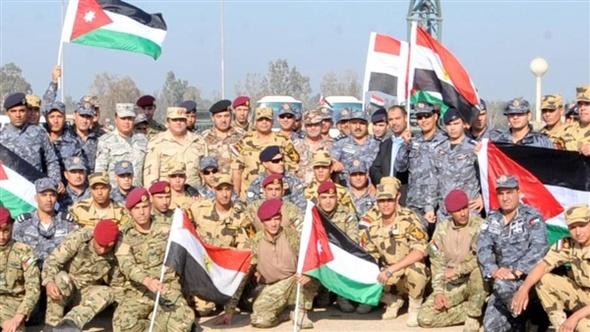 «الحلبي»: التدريبات العسكرية المشتركة تؤكد ثقل الجيش المصري.. فيديو