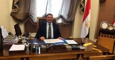 قنصل مصر بجدة خلال استقبال أسر شهداء الشرطة: ننحنى احتراما لدماء أبنائكم