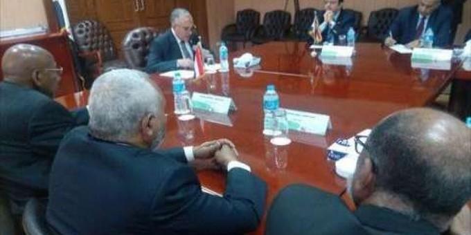 الهيئة الفنية لمياه النيل ببن مصر والسودان تختتم اجتماعها