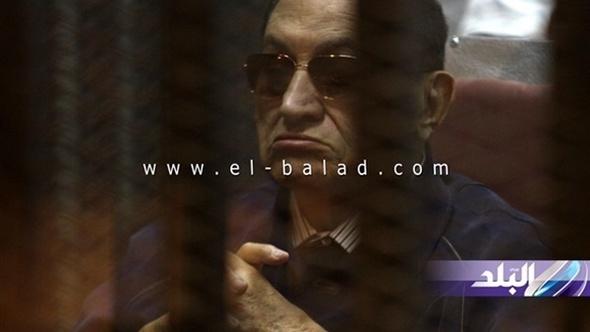 """غدا.. نظر طعن محاكمة مبارك في """"قضية القرن"""""""