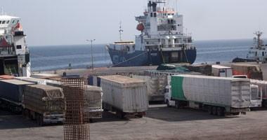 وصول وسفر 4091 راكبًا وتداول 302 شاحنة بموانئ البحر الأحمر