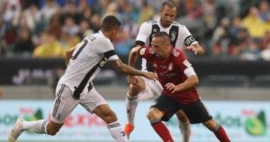 يوفنتوس يهزم بايرن ميونخ بثنائية في الكأس الدولية للأبطال
