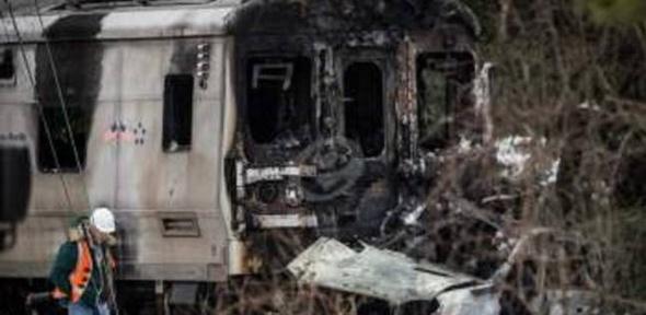 مصرع 5 أشخاص وإصابة 20 جريحا إثر حادث تصادم قطارين في شمال إيران