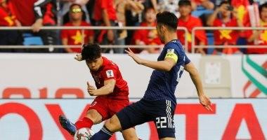 اليابان وفيتنام.. شاهد تقنية الفيديو تلغى هدفا مارادونيا فى كأس آسيا