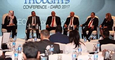 اليوم.. استكمال مؤتمر الرؤساء التنفيذيين الخامس The 5th CEOs THOUGHTS 2018