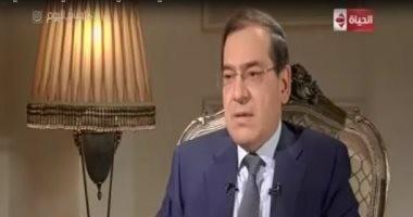 """وزير البترول: أنبوبة البوتاجاز """"مزعجة"""" وهنوصل الغاز لكل البيوت خلال عامين"""
