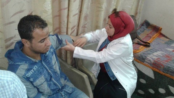 إغلاق 10 منشآت طبية مخالفة بمركز بنى مزار المنيا