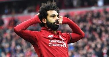 """ليفربول ضد برشلونة.. محمد صلاح يصل الآنفيلد لمؤازرة الريدز """"فيديو"""""""