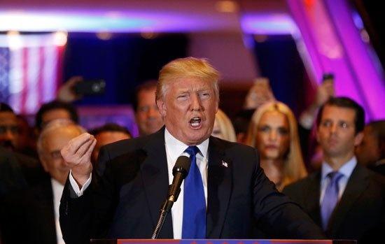 """ترامب للشعب الأمريكي """"أسألكم أن تعطوني أصواتكم"""""""