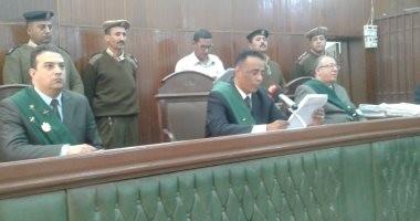 تأييد حكم الإعدام لـ3 والمؤبد لـ25 آخرين فى أحداث اقتحام قسم شرطة سمالوط
