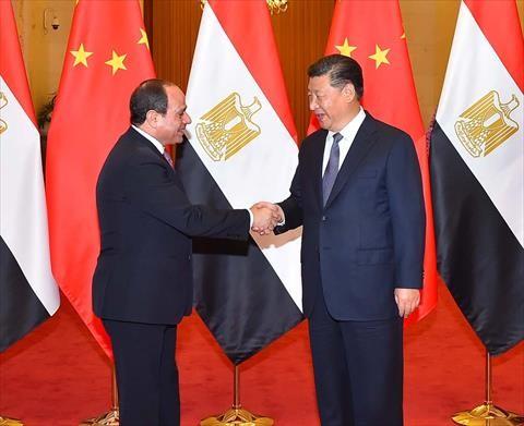متحدث «الرئاسة» يكشف تفاصيل مباحثات «السيسي» ونظيره الصيني ببكين
