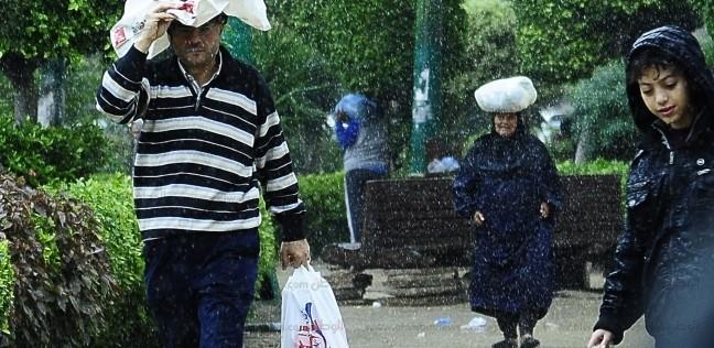 """""""الأرصاد"""": أمطار تصل لحد السيول اليوم.. وتحذيرات مهمة للمواطنين"""