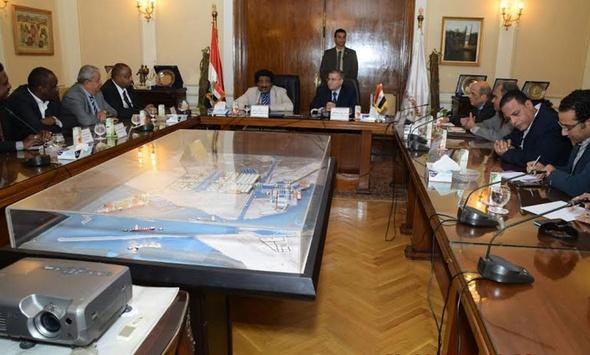 مليار و100 مليون جنيه حجم العمل بين مصر وشركة سودانية في مجال اللحوم
