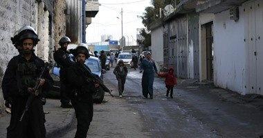 قوات الاحتلال الإسرائيلى تعتقل 17 فلسطينيا من الضفة الغربية