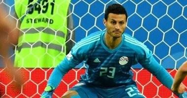 محمد الشناوي..عملاق حراسة المرمى الجديد فى الكرة المصرية