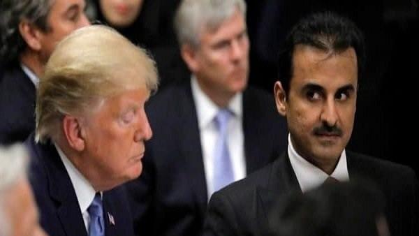 ترامب يفضح تميم.. عندما أنفقت قطر المليارات من أجل النفوذ فخسرت كل شيء .. فيديو