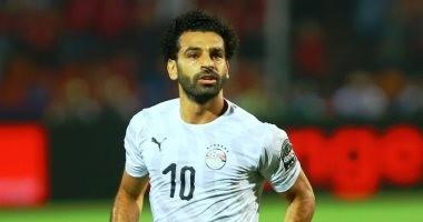 نزلة برد تبعد محمد صلاح عن مران منتخب مصر استعدادًا لجنوب أفريقيا