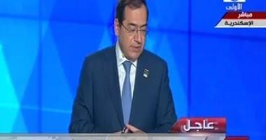 وزير البترول: مناقصات لاستيراد الغاز من الخارج قريبا