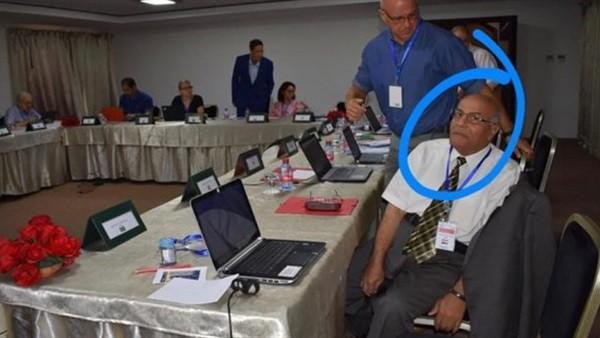 عارض صحى.. سفير مصر فى المغرب يكشف تسلسل وفاة العالم المصري