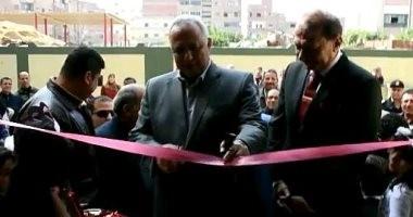 محافظ الشرقية يفتتح مبنى إدارة ههيا التعليمية بتكلفة 2 مليون جنيه