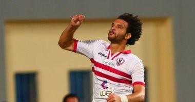 """الزمالك يستعيد """"محمود علاء"""" بعد اختبار الجيمانزيوم"""