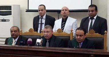 بالفيديو والصور.. المشدد 10 سنوات لـ4 متهمين بولاية داعش حلوان