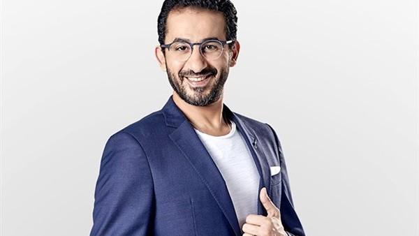 احمد حلمي بشخصية عجوز في خيال مآتة.. فيديو