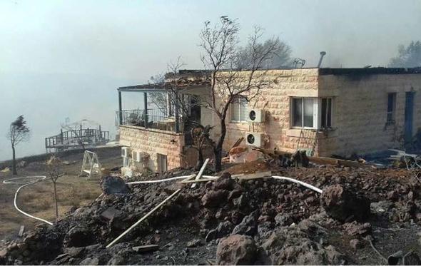 بالصور.. إسرائيل تحترق.. وتطلب المساعدة من تركيا واليونان وإيطاليا وقبرص