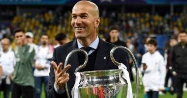رسميًا.. ريال مدريد يعلن عن عودة زيدان ويطيح بسولاري