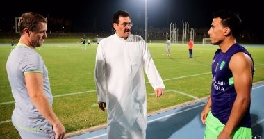 محمد عبد الشافى يقترب من العودة لمباريات الأهلى السعودى