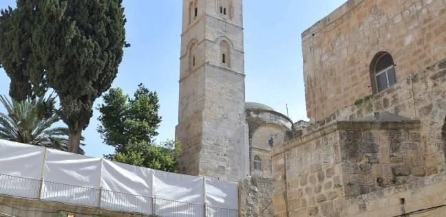 """الأردن يطالب إسرائيل بـ""""التراجع فورا"""" عن إجراءاتها بحق كنائس القدس"""