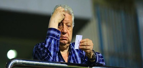 "مرتضى منصور: صلاح ""محترم جداً"" لكن حلمي ""رخم"""