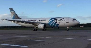 مصر للطيران: واقعة إطارات طائرة بلجراد طبيعية وجارى تجهيز الرحلة للعودة