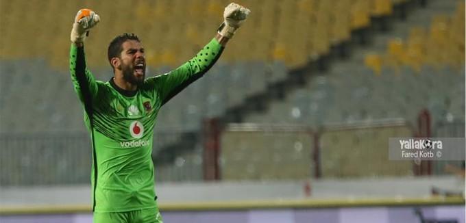إكرامي يغيب عن الأهلي في البطولة العربية