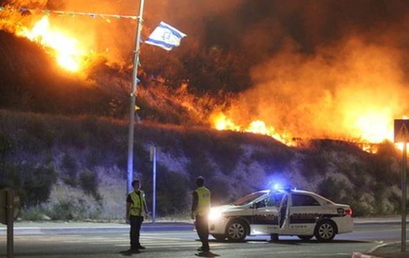 """""""يديعوت أحرونوت"""": طائرات 5 دول في طريقها لإخماد حرائق إسرائيل"""