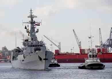 البحرية المصرية والباكستانية تنفذان تدريب بحرى عابر بنطاق البحر الأبيض المتوسط