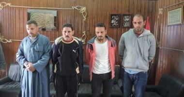 بالصور.. تفاصيل تحرير طفلة اختطفها 4 عاطلين لطلب فدية مليون جنيه بالمنوفية