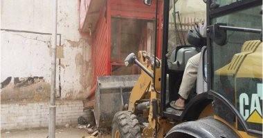 القاهرة تزيل 119 كشك مخالف تمهيدا لتطبيق منظومة الأكشاك الحضارية