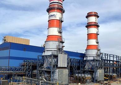 «السيسي» يفتتح محطة كهرباء العاصمة الإدارية الجديدة