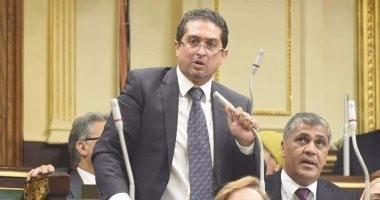 """النائب كريم سالم: 120 نائبا بالبرلمان يوقعون على استمارة """"علشان تبنيها"""""""