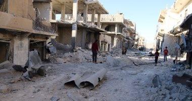 فريق روسى فى حلب لأخذ عينات من سلاح كيميائى استخدمه المسلحون هناك