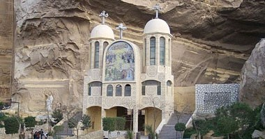 محافظة القاهرة تدرس إنشاء طريق لدير القديس سمعان بمنشأة ناصر