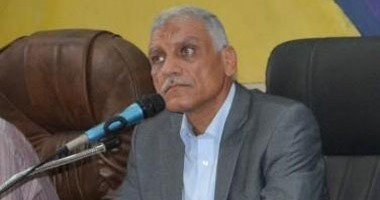 السكرتير العام لجنوب سيناء يناقش الخطة الاستثمارية للمحافظة