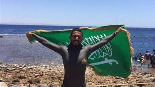 بعد بحث بالبحر دام 24 ساعة.. العثور على جثة بطل السعودية في الغوص