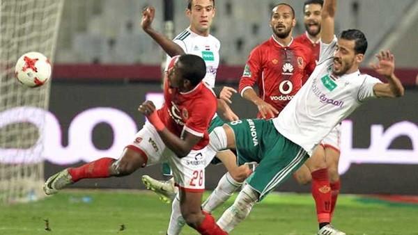 المصري يكشف حقيقة تكفل بيراميدز بتكاليف حكام مباراة الأهلي بالدوري