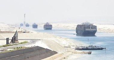 """""""اقتصادية قناة السويس"""": إجمالى الحركة بموانئ بورسعيد تصل إلى 30 سفينة"""