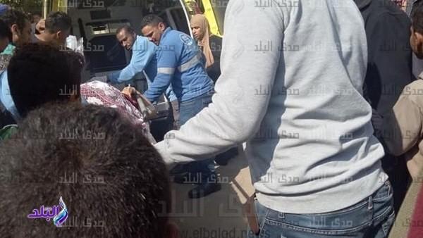 شاهد يفجر مفاجآت عن حادث إطلاق النار على مواطنين في أوسيم.. صور