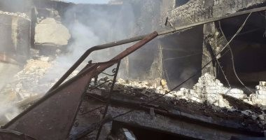 «الصحة»: ارتفاع الإصابات إلى 17 نتيجة حريق مصنع البويات في الإسكندرية