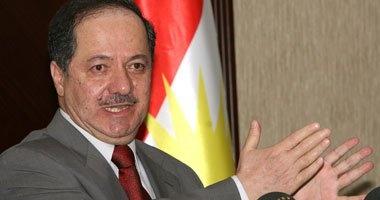 رئيس كردستان العراق:اتفقنا مع أمريكا على عدم انسحابنا من المناطق الكردية
