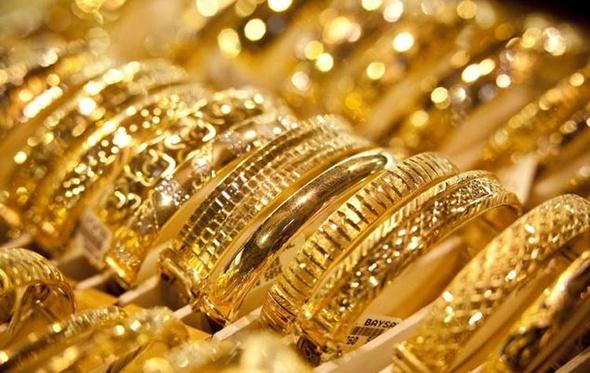 """استقرار أسعار الذهب.. وعيار """"21"""" يسجل 585 جنيهًا"""